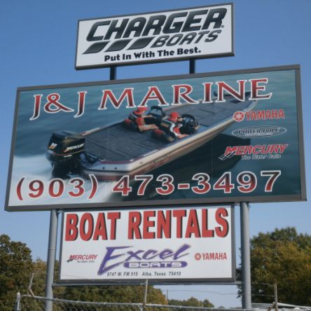 Charger boat sales